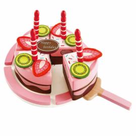 Szeletelhető születésnapi torta  - Hape