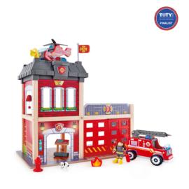 Tűzoltó állomás - Hape