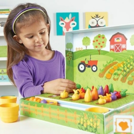 Veggie Farm (Varázslatos veteményeskert) - Learning Resources