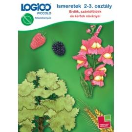 Logico Piccolo - Erdők, szántóföldek és a kertek növényei