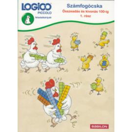 Logico Piccolo - Számfogócska Összeadás és kivonás 100-ig 1.
