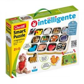 Mágneses puzzle háziállatok - Quercetti