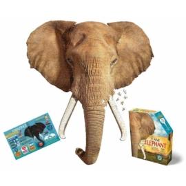 Elefánt Puzzle (700 db) - Wow Toys