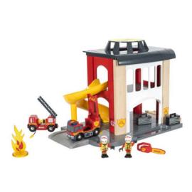 Központi Tűzoltó Állomás - Brio 33833