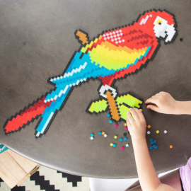 Fat Brain Toys: Jixelz - Kreatív fejlesztő kirakó (1500 db-os készlet)