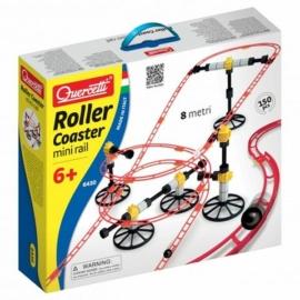 Quercetti: Roller Coaster - Mini Golyópálya 8m-es