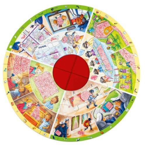 nyomozos puzzle xxl