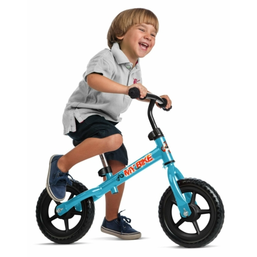 FEBER fémvázas futókerékpár - kék