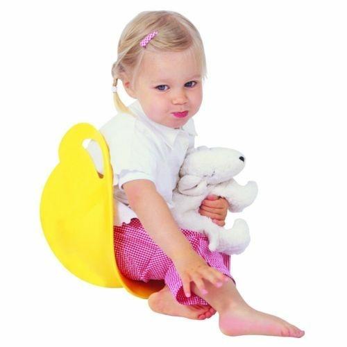 Forgó-egyensúlyozó Ülőke - Gowi (sárga)