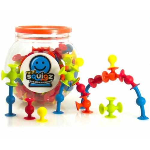 Squigz: Mini tapadós építő - Fat Brain Toys