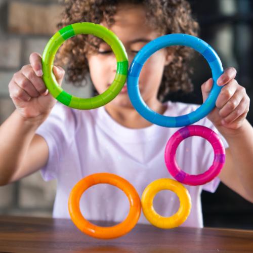 Mágneses karikák - Tinker Rings