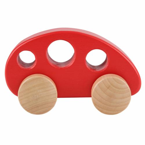 Piros mini faautó - Hape