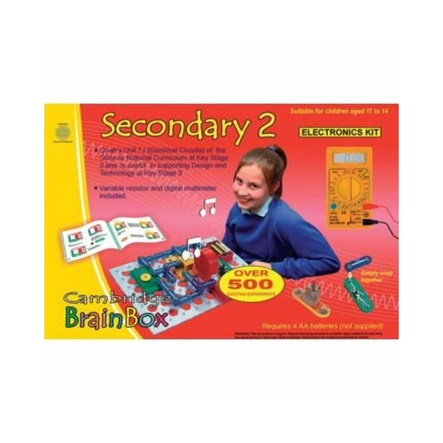 Brainbox - Elektronikai bővített készlet