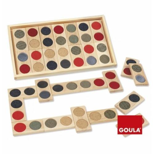 Tapintós (érzékelő) dominó - Goula