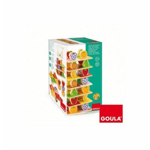 Goula: Gyümölcstorony