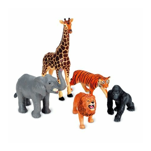 Jumbo: Dzsungel állatok - Learning Resources