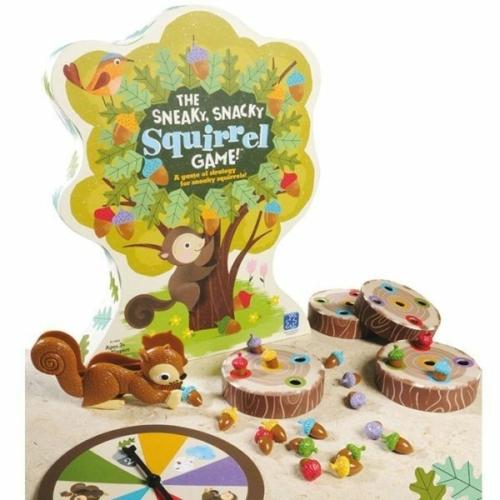 Makkos mókus társasjáték - Learning Resources