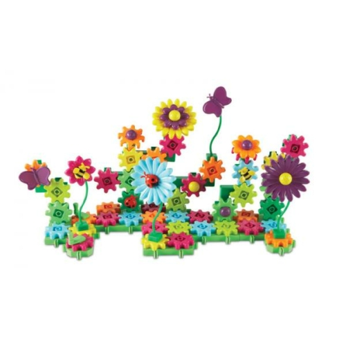 Virágoskert fogaskerék építő - Learning Resources