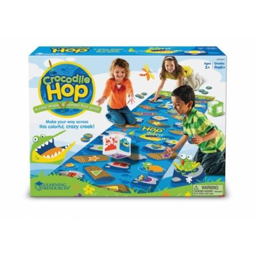 Ugrás a folyóba - Készségfejlesztő játék - Learning Resources