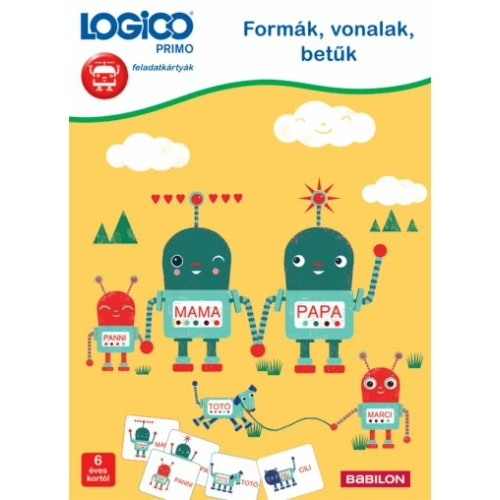 Logico Primo - Formák, Vonalak és betűk