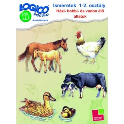Logico Piccolo - Házi, hobbi- és vadon élő állatok
