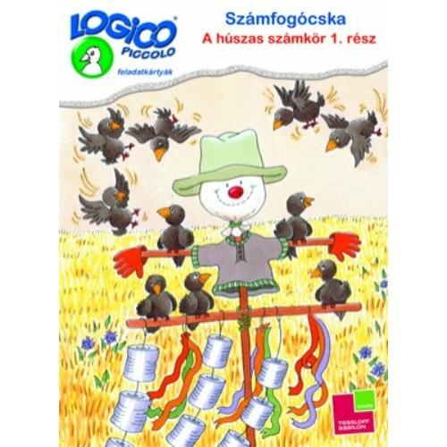 Logico Piccolo - Számfogócska  A húszas számkör 1.
