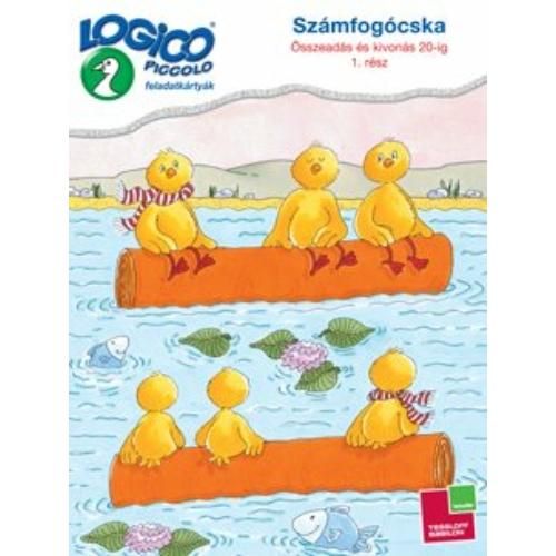 Logico Piccolo - Számfogócska Összeadás és kivonás 20-ig 1.