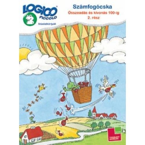 Logico Piccolo - Számfogócska Összeadás és kivonás 100-ig 2.