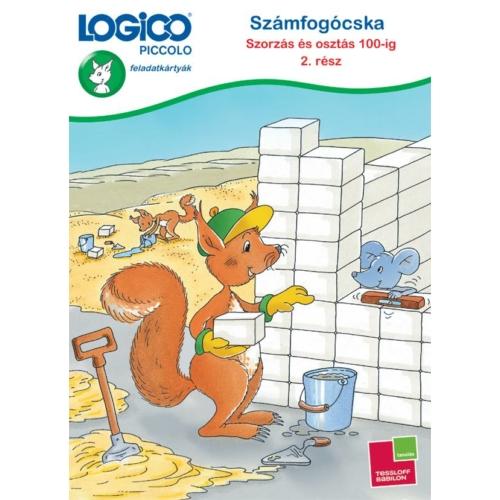 Logico Piccolo - Számfogócska Szorzás és osztás 100-ig 2.