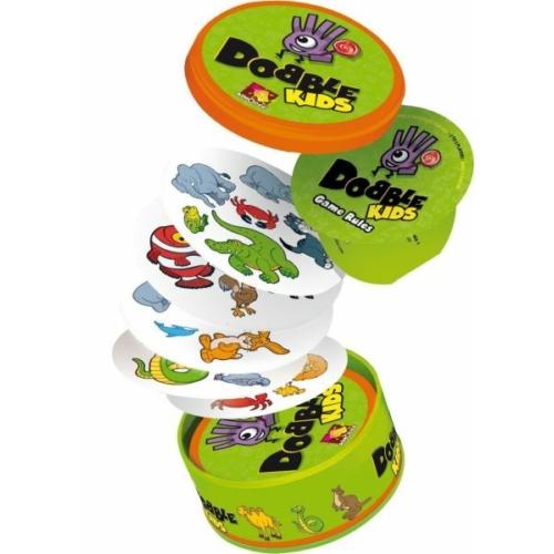 Dobble kids - társasjáték gyermekeknek - Amsodee