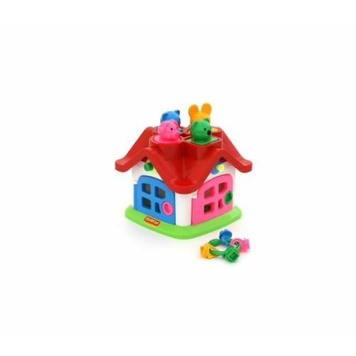 Kulcsos bébi ház - Wader