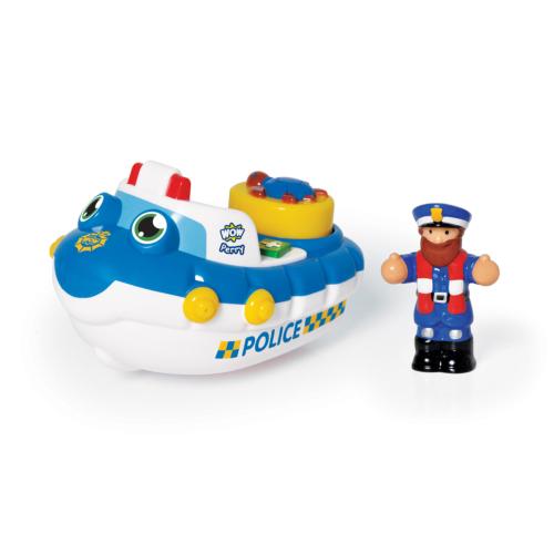 Perry, a rendőrcsónak - WOW