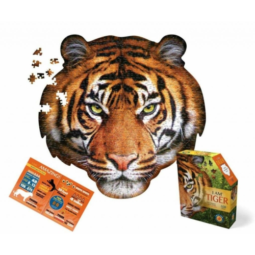 Wow Puzzle 550 db - Tigris