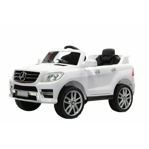 Apollo Elektromos Kisautó - Fehér Mercedes