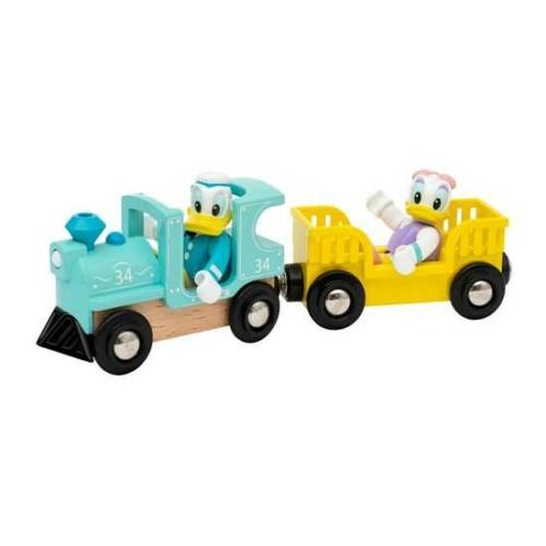 Donald & Daisy vonat (Diseny) - Brio
