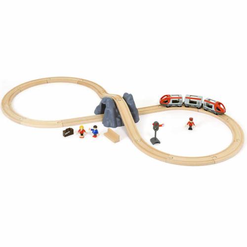 Kezdő Vonat szett - Brio 33773