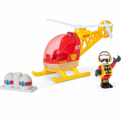 Tűzoltó helikopter - Brio 33797