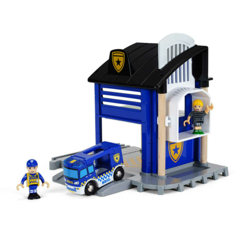 Rendőrállomás - Brio