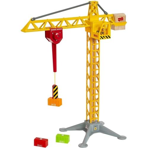 Építkezési Daru Világítással - Brio 33835