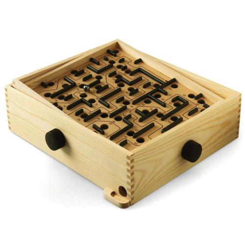 Labirintus játék fából - Brio