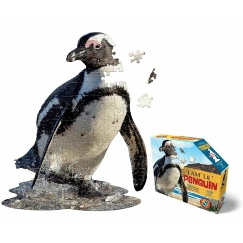 Pingvin Puzzle Junior (100 db)