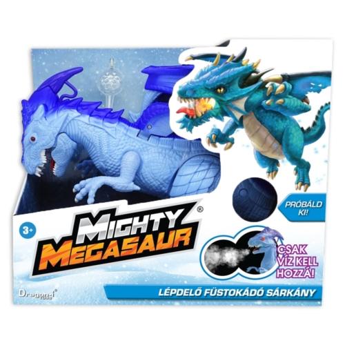 Dragon-i - Lépdelő és füstöt okádó  Sárkány - Mighty Megasaurus