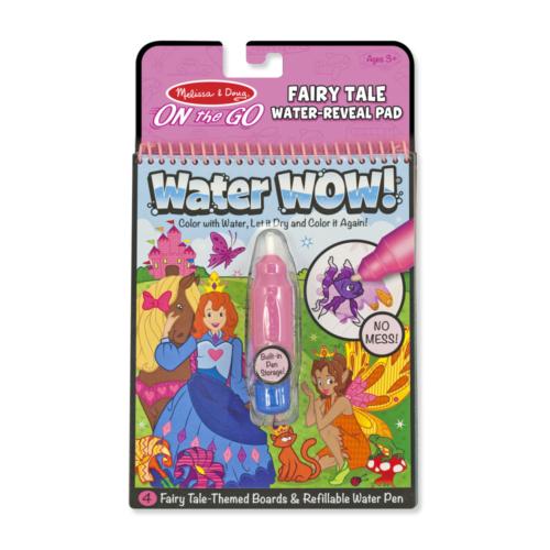 Melissa & Doug: Tündéres kreatív játék, rajzolás vízzel