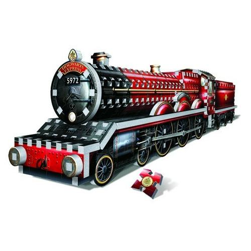 Roxfort Expressz-Wrebbit 3D puzzle - Harry Potter