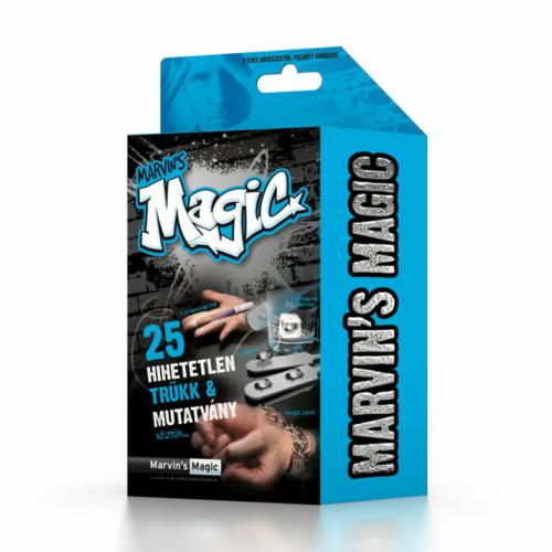 Marvin's Magic Szemfényvesztő mágikus készlet - hihetetlen trükkök