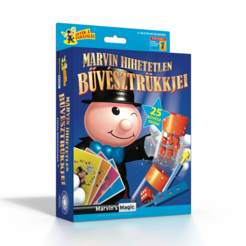 Marvin's Magic Varázslatos bűvész szett 1
