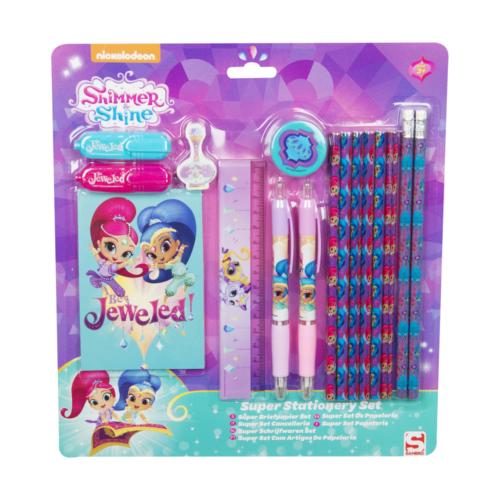 Sambro - Shimmer és Shine szuper írószer készlet