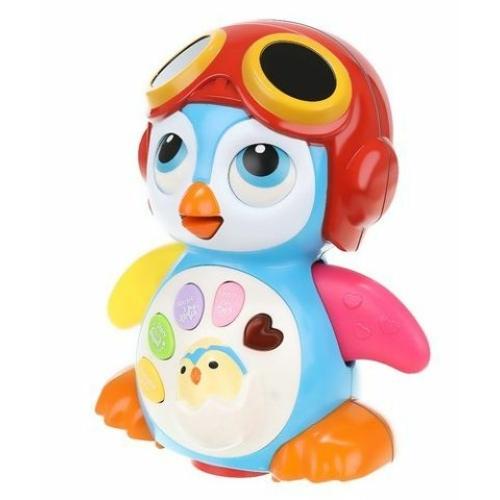 Pingu az interaktív táncoló pinvign