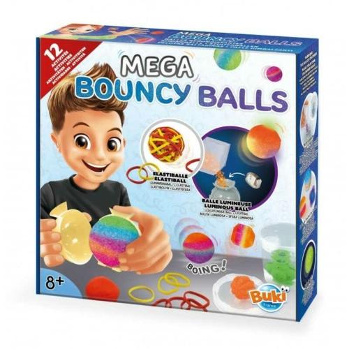 Mega pattogó labda készítő - BUKI