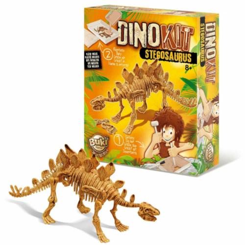 Dínó felfedező készlet Stegosaurus - BUKI